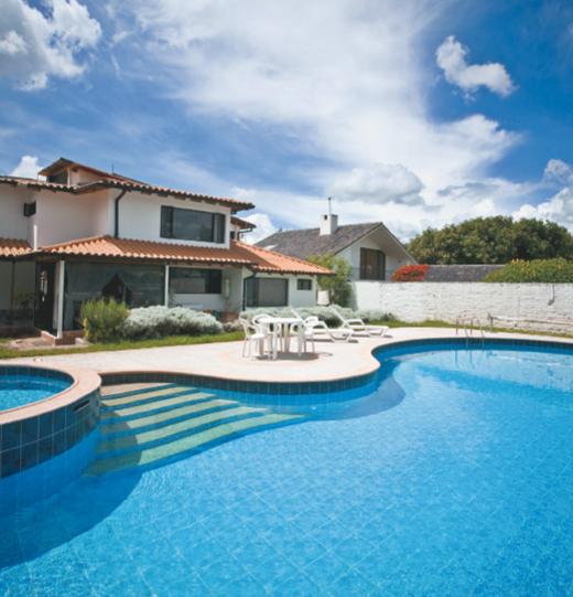 Une piscine belle et étanche